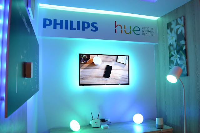 Ciptakan Suasana Menyenangkan Dengan Philips Hue