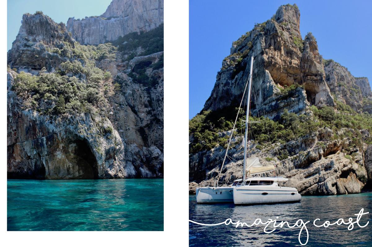 Bootstour auf Sardinien Cala Gonone Golf von Orosei Boot mieten. Mehr auf: http://www.theblondelion.com/2017/09/boot-mieten-auf-sardinien-cala-gonone-golf-orosei.html