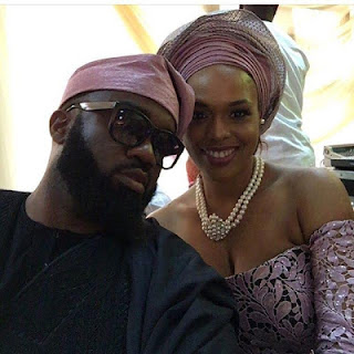 Noble Igwe's wife Chioma