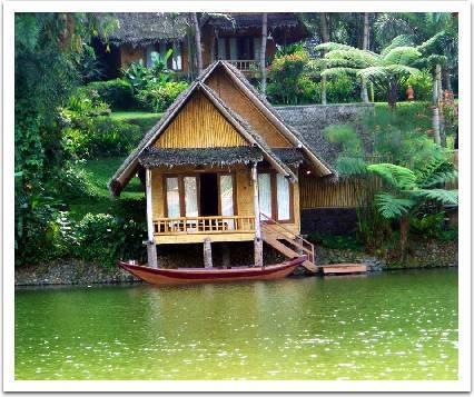 Model Rumah Semi Permanen Rumah Bambu Semi Permanen & Desain Rumah Kayu Semi Permanen - Feed Lowongan Kerja