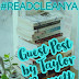 #ReadCleanYA - Guest Post by Teen Author, Taylor Bennett