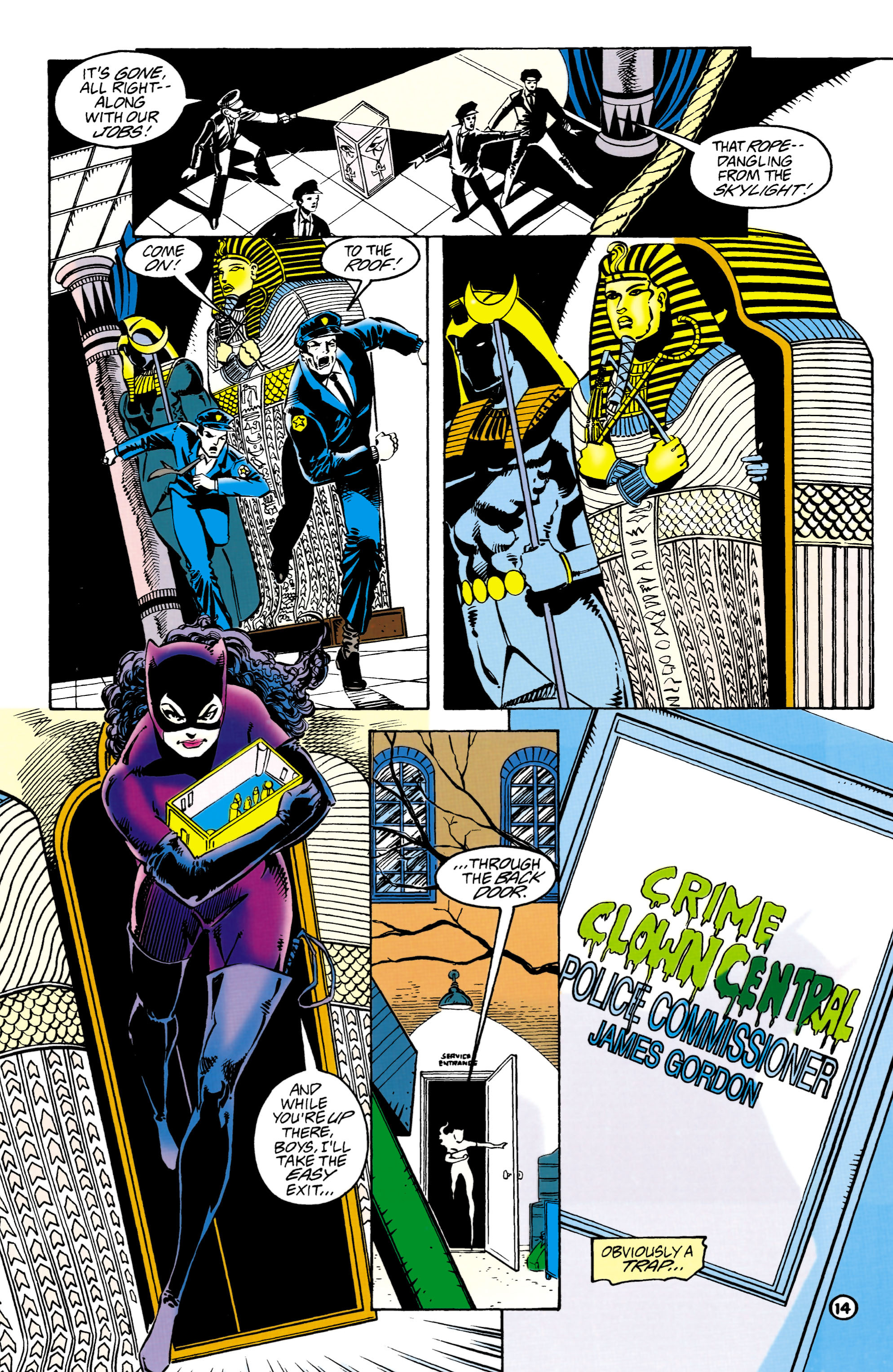 Catwoman (1993) Issue #39 #44 - English 15