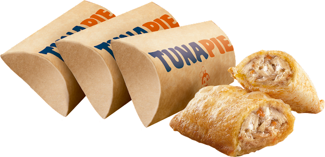 Jollibee Tuna Pie Trio Pack