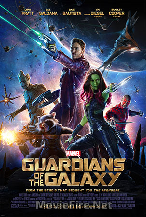 Guardians of the Galaxy (2014) 1080p