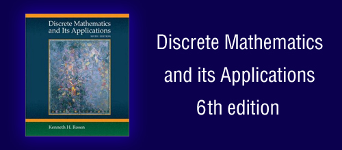 Its applications kenneth pdf rosen mathematics discrete and