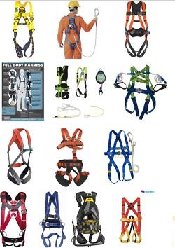 Jual Safety Belt Untuk Ketinggian Terlengkap