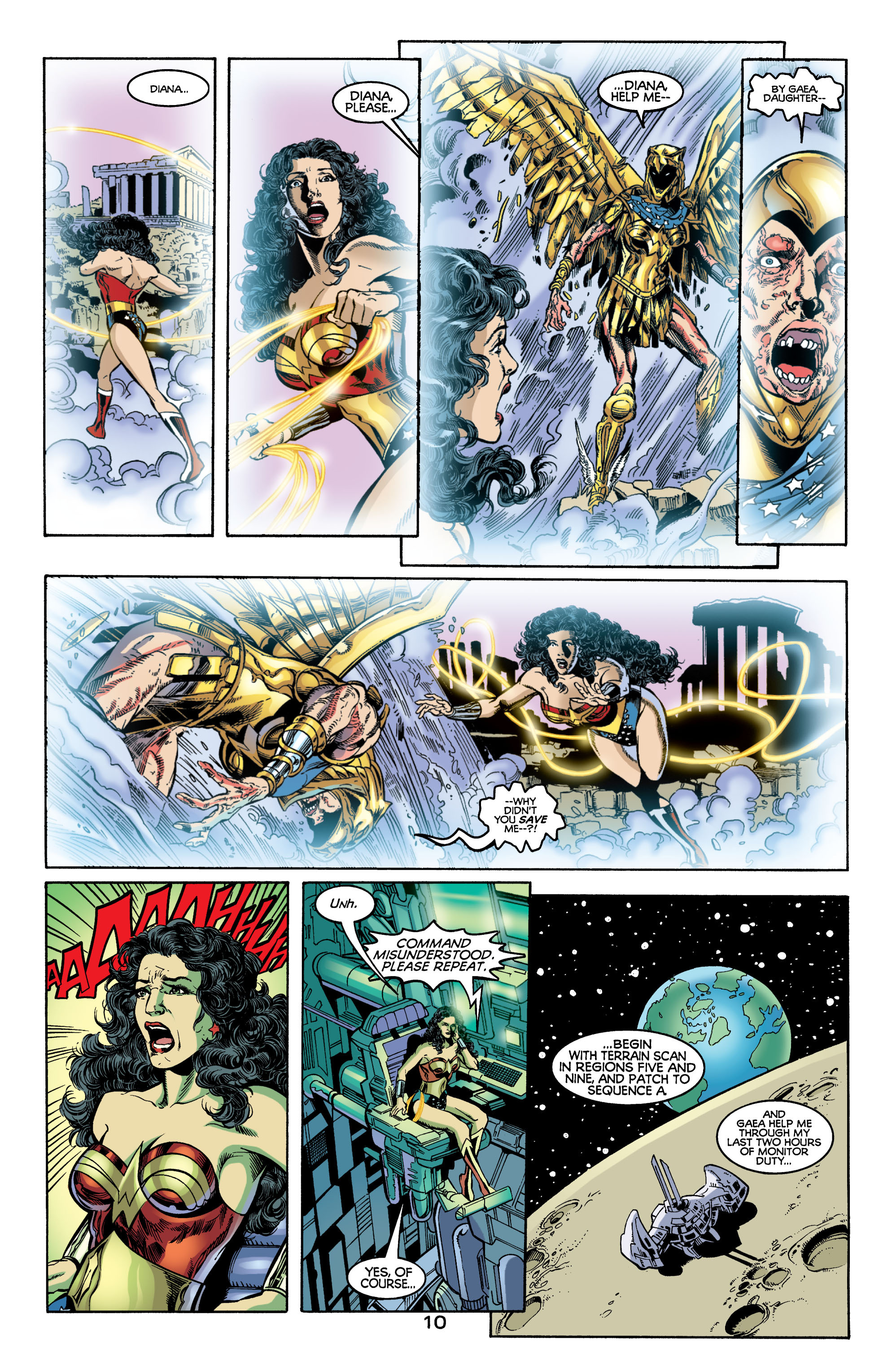 Read online Wonder Woman (1987) comic -  Issue #176 - 11