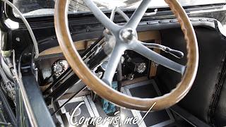1916 Stanley 726 Interior