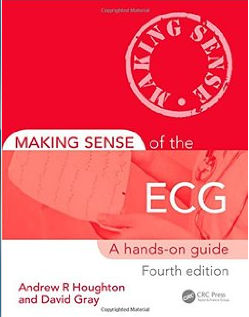 Making Sense of the ECG - A Hands-On Guide, 4th Edition (2014) [PDF]