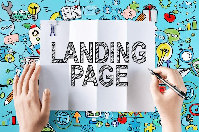 landing page hacks