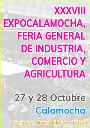 XXXVIII Expocalamocha, Feria general de industria, comercio y agricultura