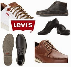 Levis Men's Casual Shoes – Flat 40% Off@ Flipkart