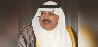 نائب وزير الحرس الوطني السعودي الشيخ عبد المحسن التويجري