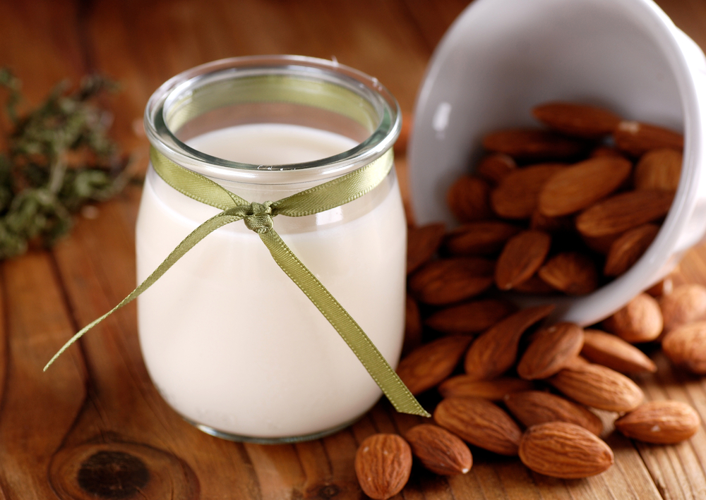 Cold Pressed Almond Milk