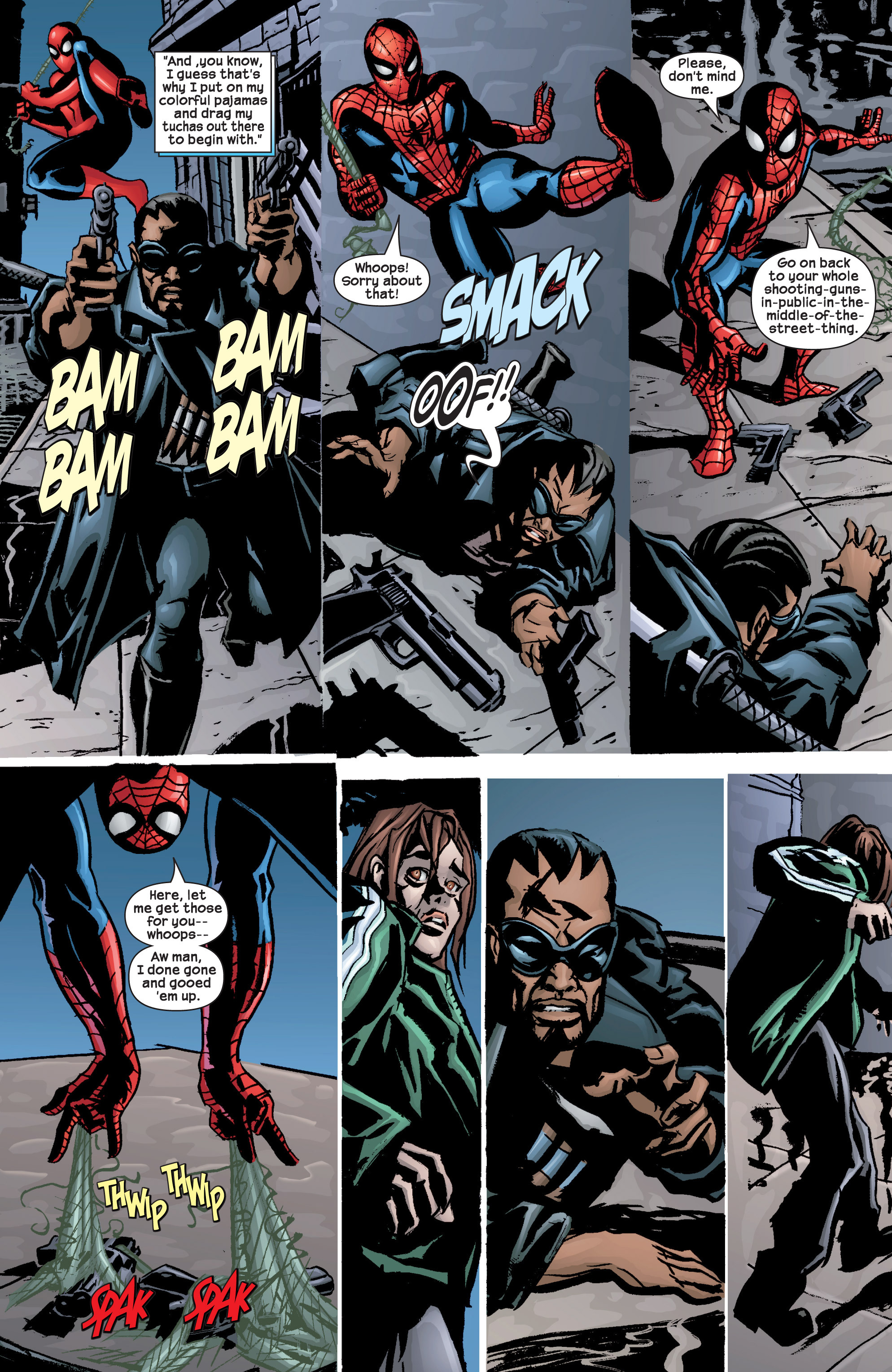 Read online Ultimate Spider-Man (2009) comic -  Issue #150 - 42