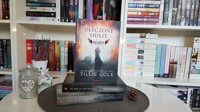 """""""Uleczone dusze"""" Tillie Cole"""