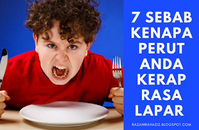 Kalori, Kencing manis, Kerap rasa lapar, Protein,
