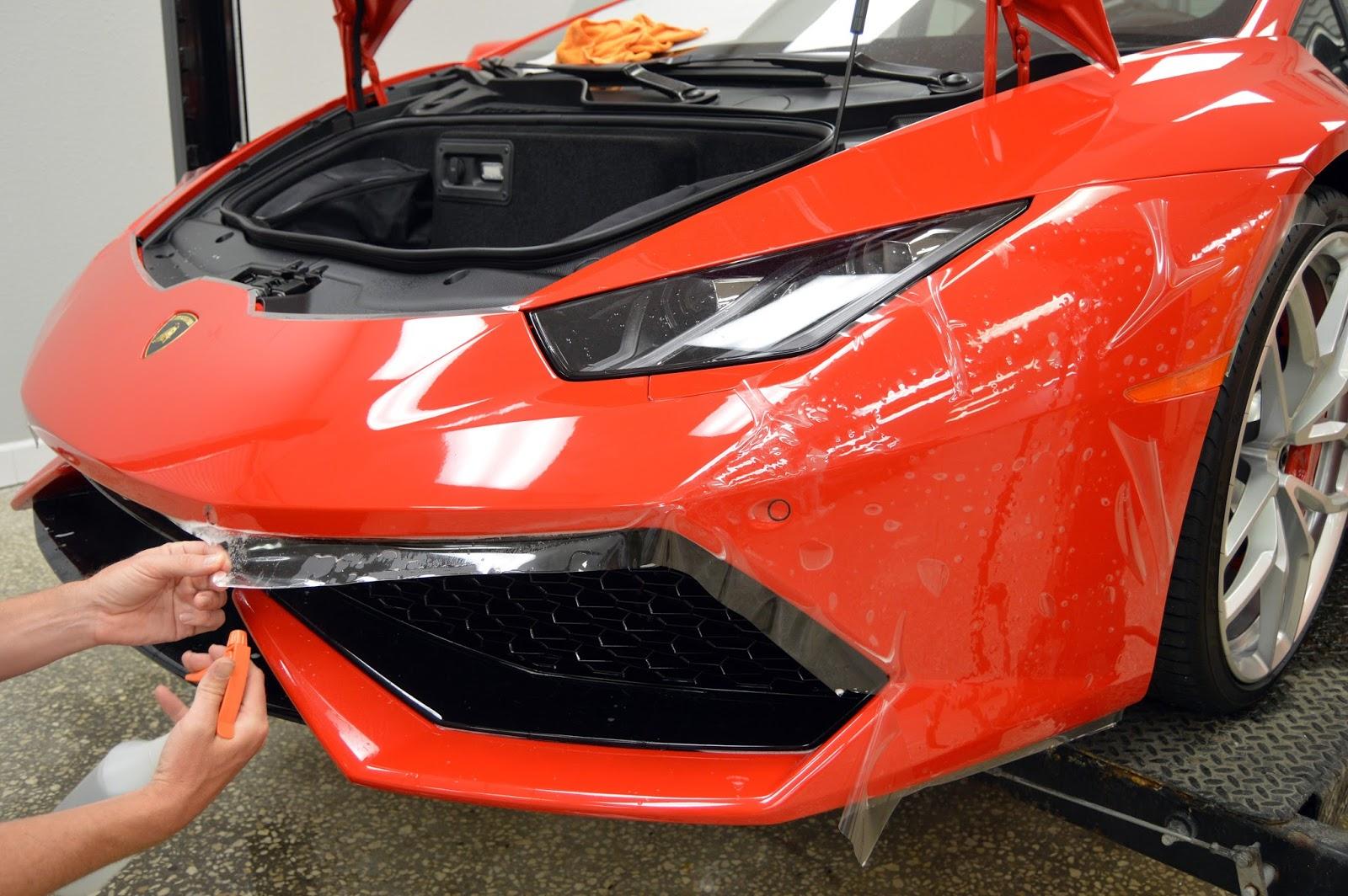 Car Paint Protection Film Singapore