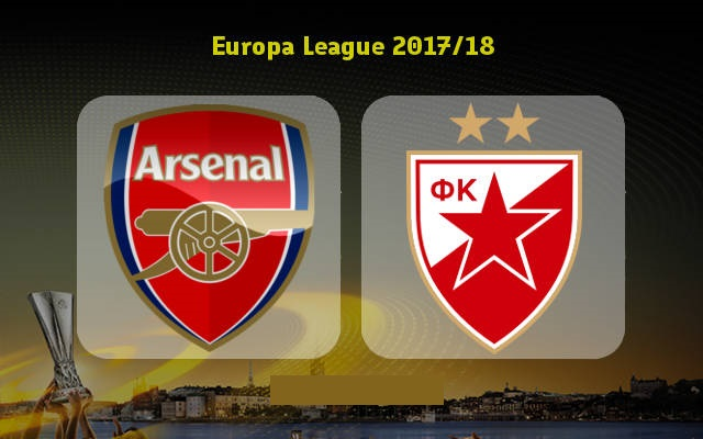 Arsenal vs FK Crvena Zvezda Full Match & Highlights 2 November 2017