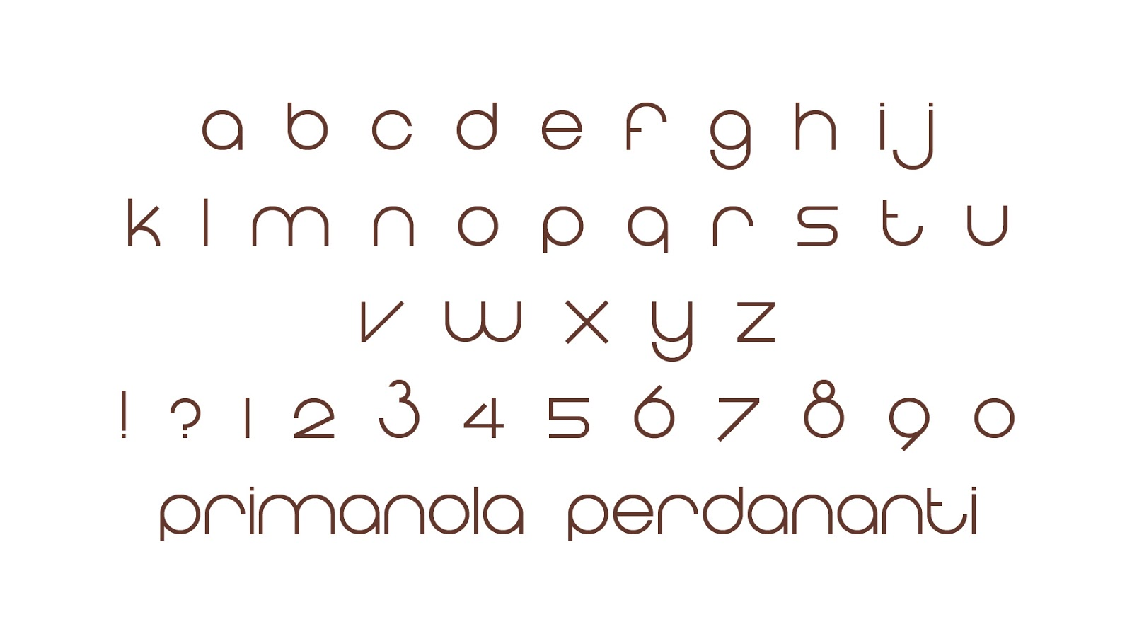 Eight One Font