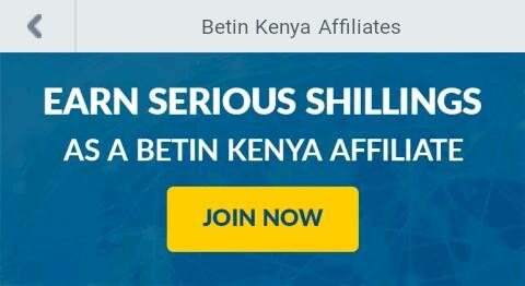 affiliate marketing in Kenya