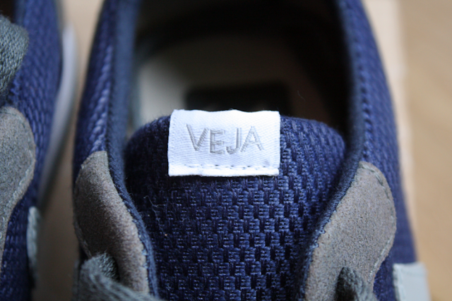 French brand VEJA - vegan, ethical and eco-friendly sneakers