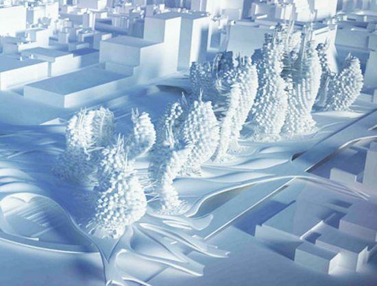 biomimicry KTH: Mangal City