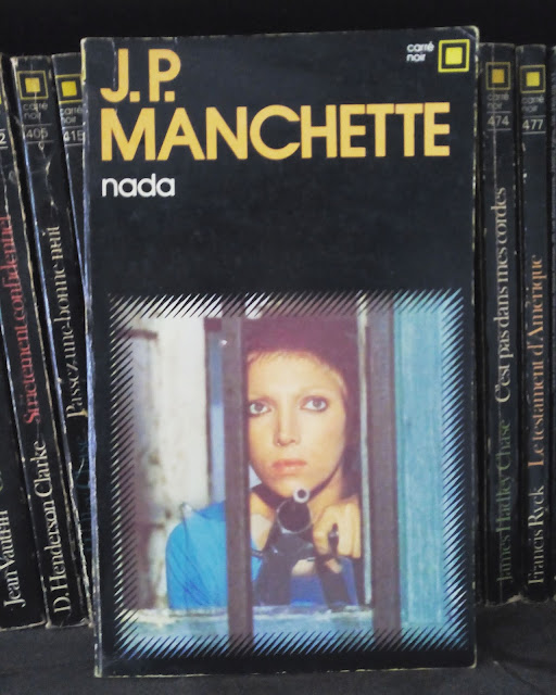 Jean-Patrick Manchette - série noire