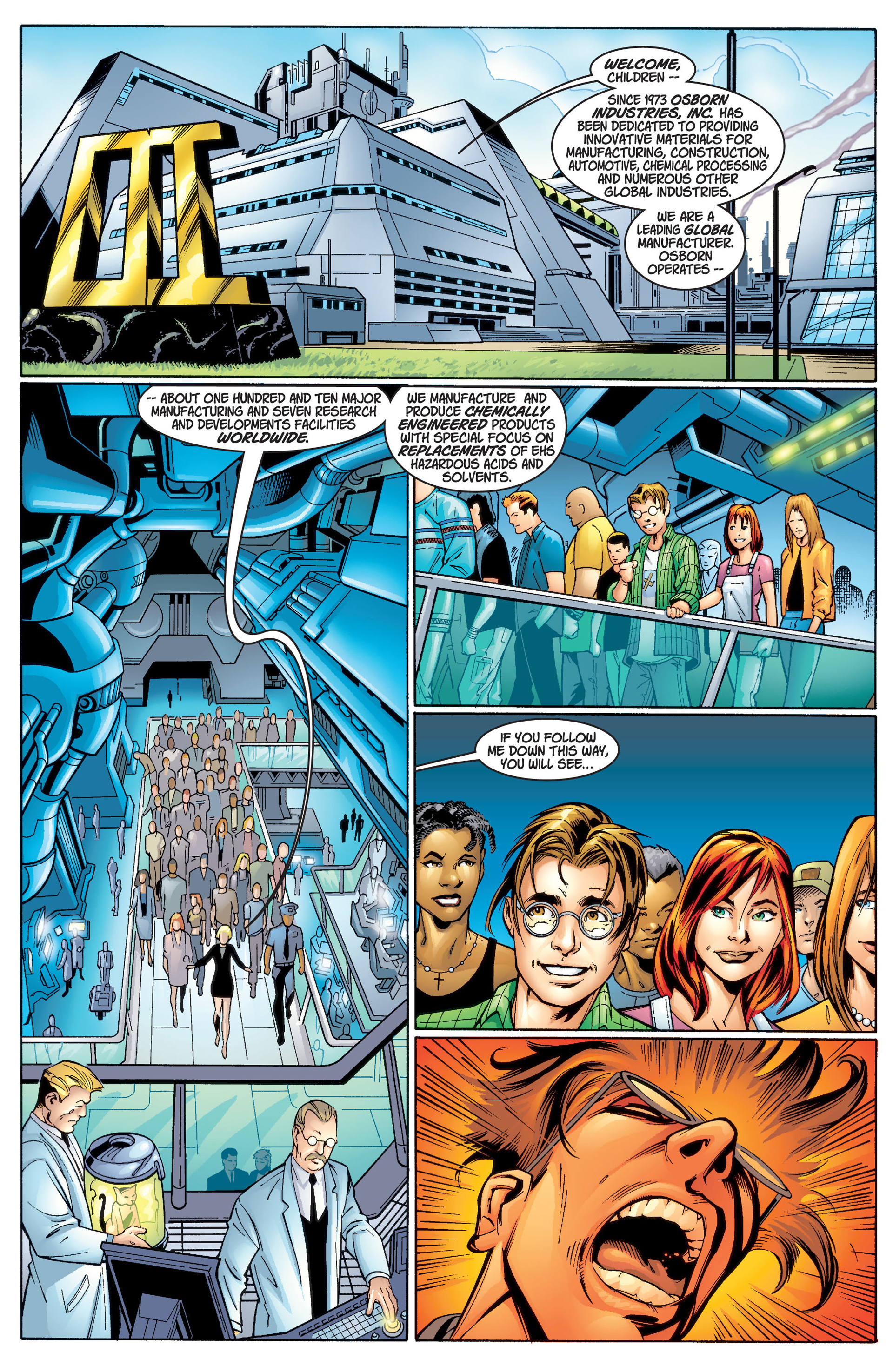 Read online Ultimate Spider-Man (2000) comic -  Issue #1 - 20