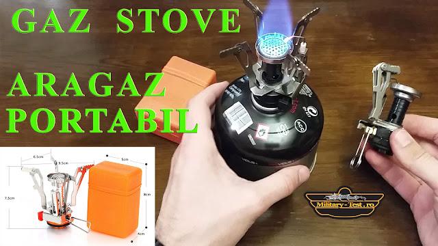 camping gas stove fogão portátil burn stove
