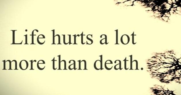 Sad Life Quotes And Sayings: Sad Life Sayings And Quotes