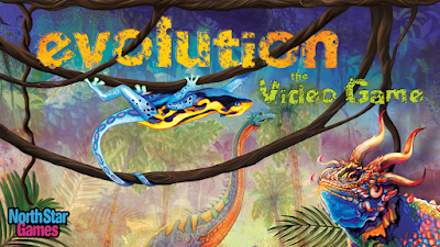 Evolution the Video Game iOS Android