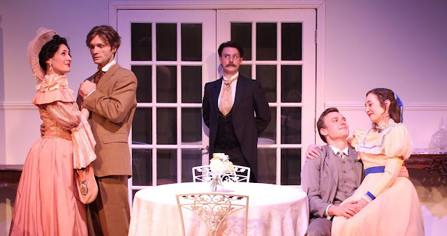 BWW Review: Crown City Theatre Excels with EARNEST