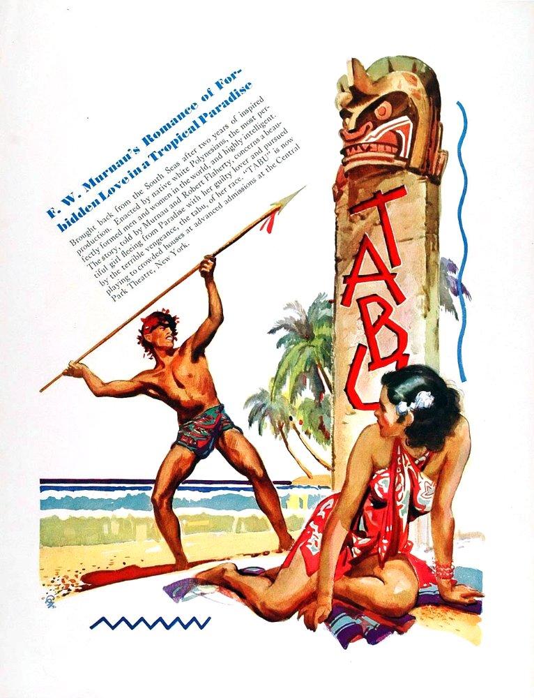 Tabu: A Story of the South Seas