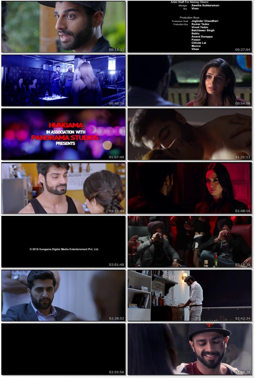 Barcode 2019 HDRIP 600MB Bollywood Full Hindi Season 480p