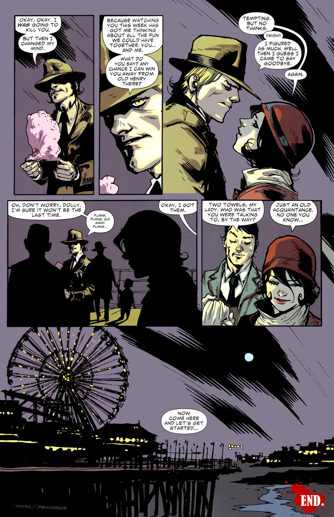 Read online American Vampire comic -  Issue #5 - 17