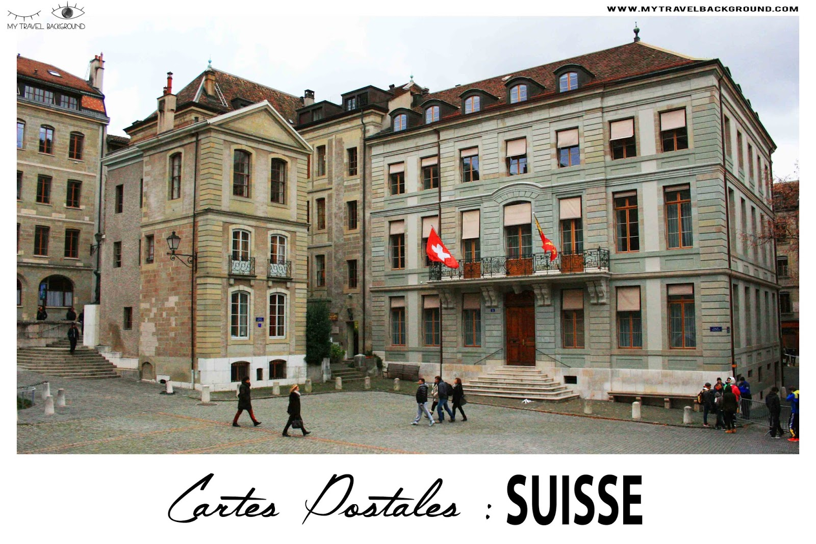 My Travel Background : Cartes Postale Suisse