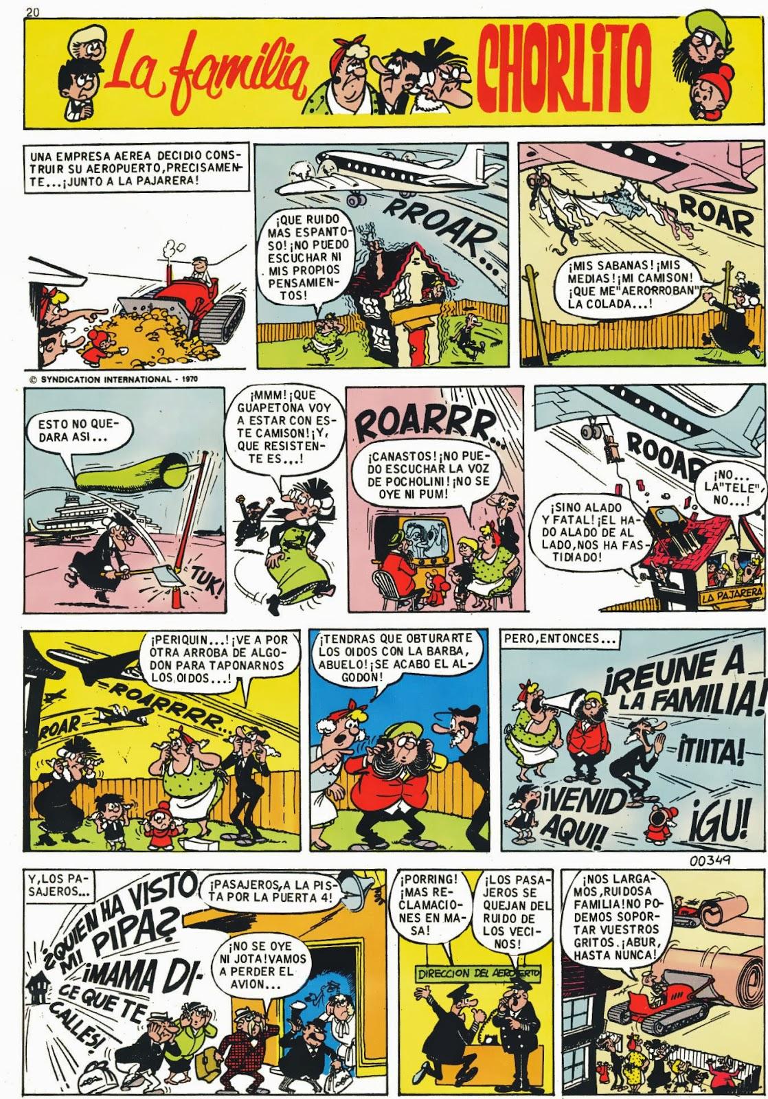 La Familia Chorlito (The Nutts) Nadal, DDT 3ª nº 171
