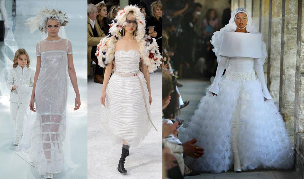 suknie ślubne chanel