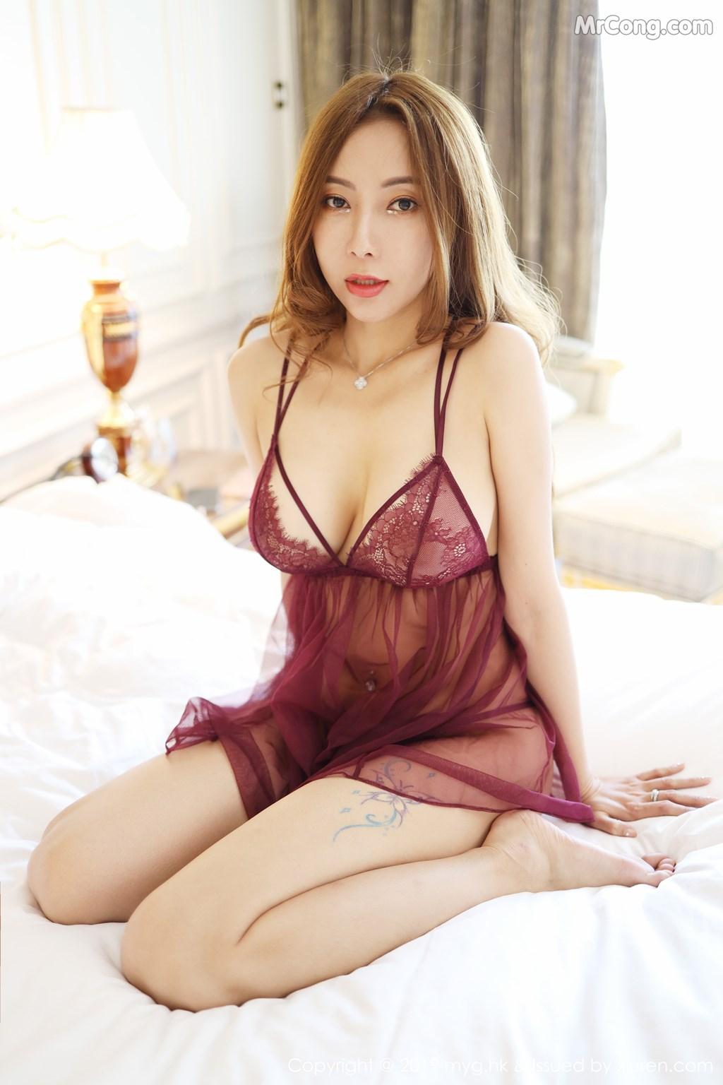 Image MyGirl-Vol.352-Victoria-Guo-Er-MrCong.com-002 in post MyGirl Vol.352: Victoria (果儿) (40 ảnh)