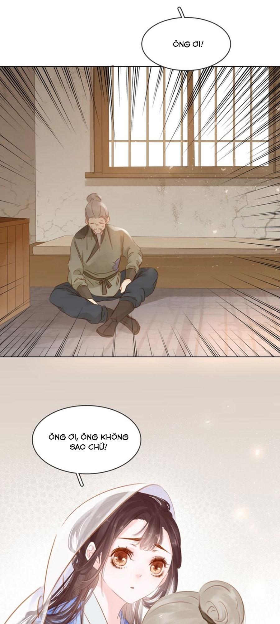 Tiểu sư phụ, tóc giả của ngài rơi rồi! chap 11 - Trang 30