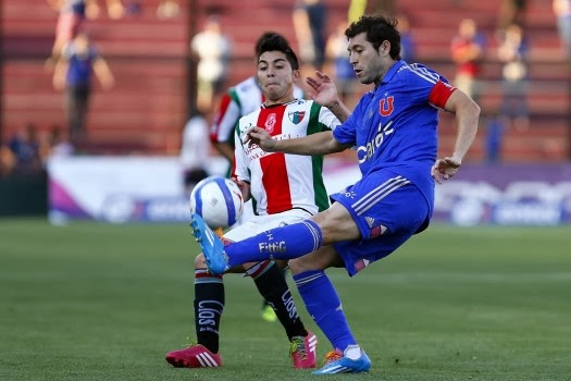 U de Chile vs Palestino en Vivo