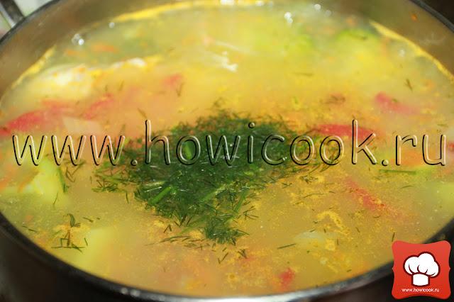 рецепт супа с кроликом с пошаговыми фото