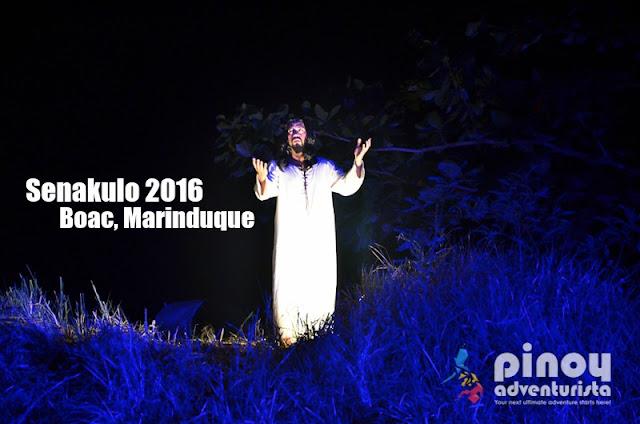 Senakulo 2016 in Boac Marinduque