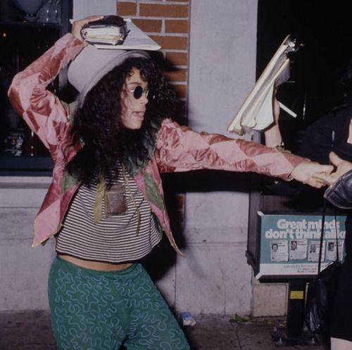 Style Icon: Lisa Bonet