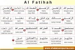 Surah Al-Fatihah Sebagai Antibiotik