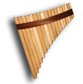 奧菲歐的慢板: 排笛(Syrinx)