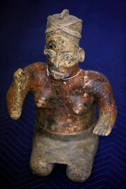 Most Mexican Museum artefacts fail authentication tests