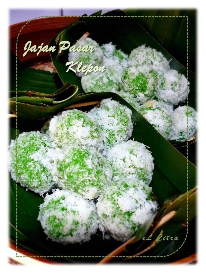 Jajan Pasar Recipe : jajan, pasar, recipe, Citra's, Diary:, Jajan, Pasar,