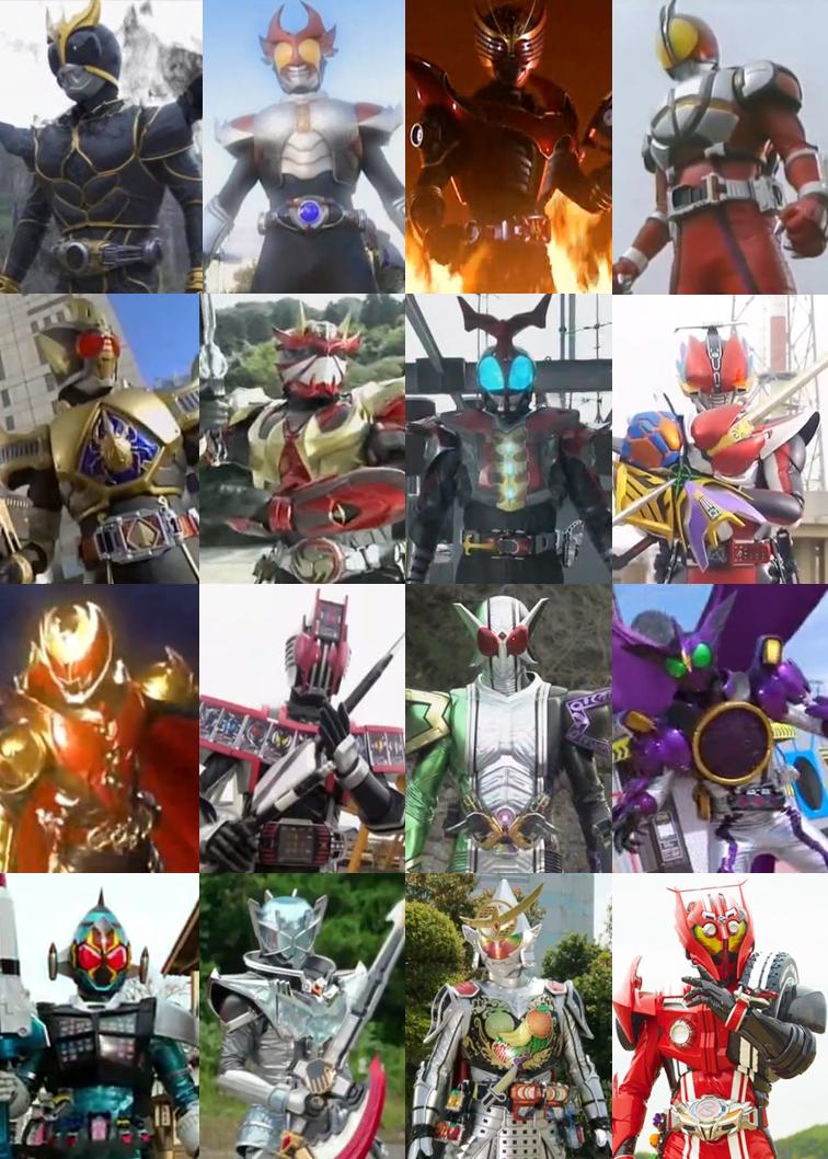 On David's Brain: Tokusatsu Review: Kamen Rider Final Form Top 17 ...
